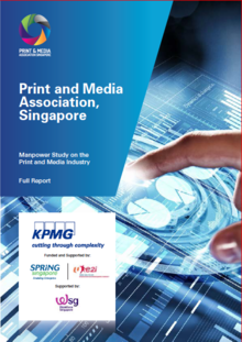 PMAS Manpower Study on the Print & Media Industry